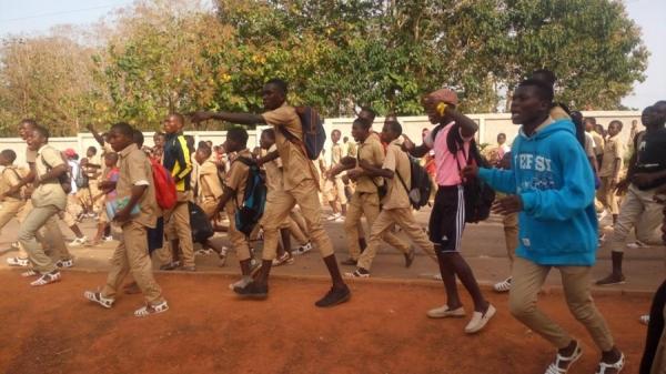 Sakassou,Violence scolaire