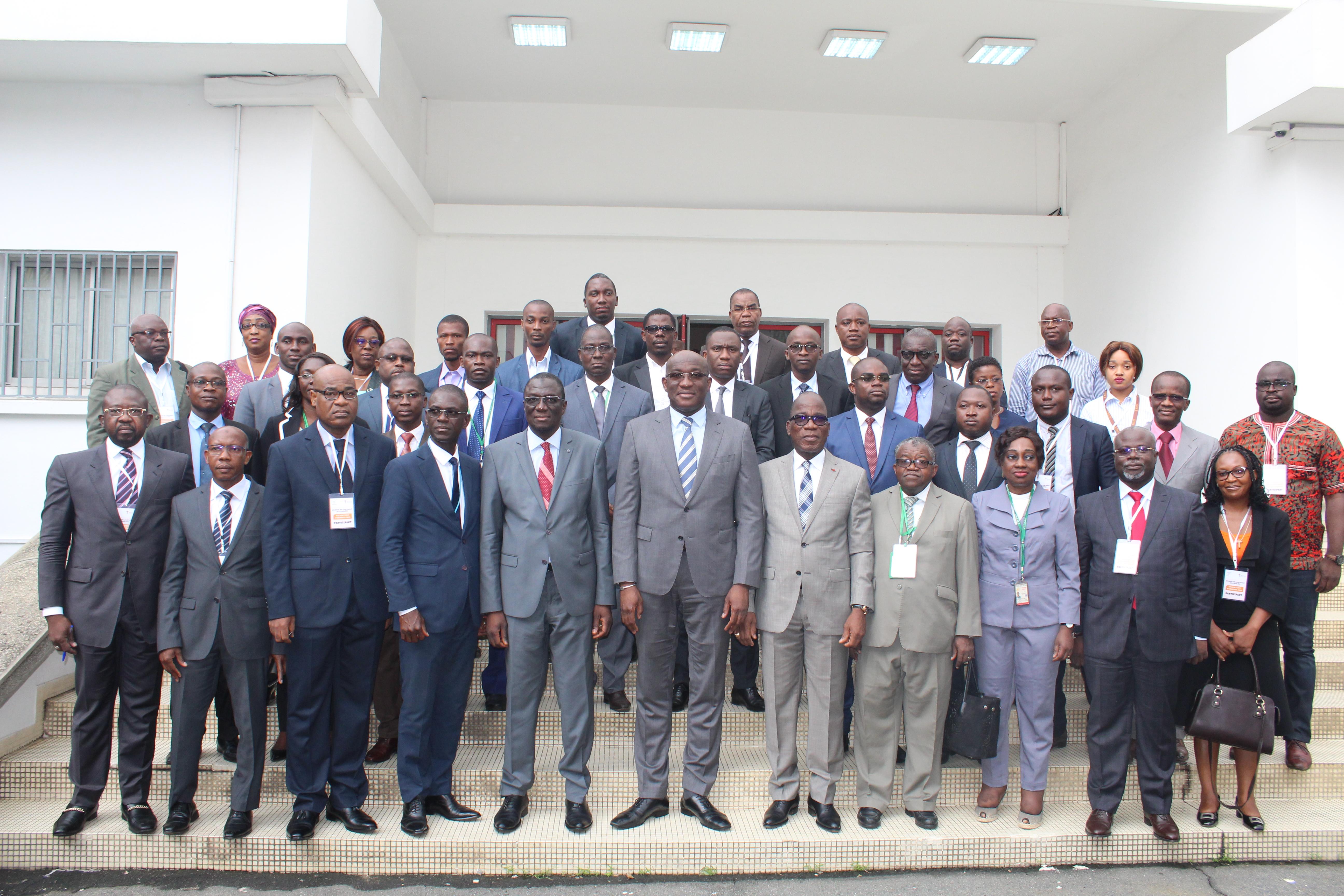 Direction générale du Trésor et de la Comptabilité publique,DGTCP,Assaouré Kona Jacques,BCEAO