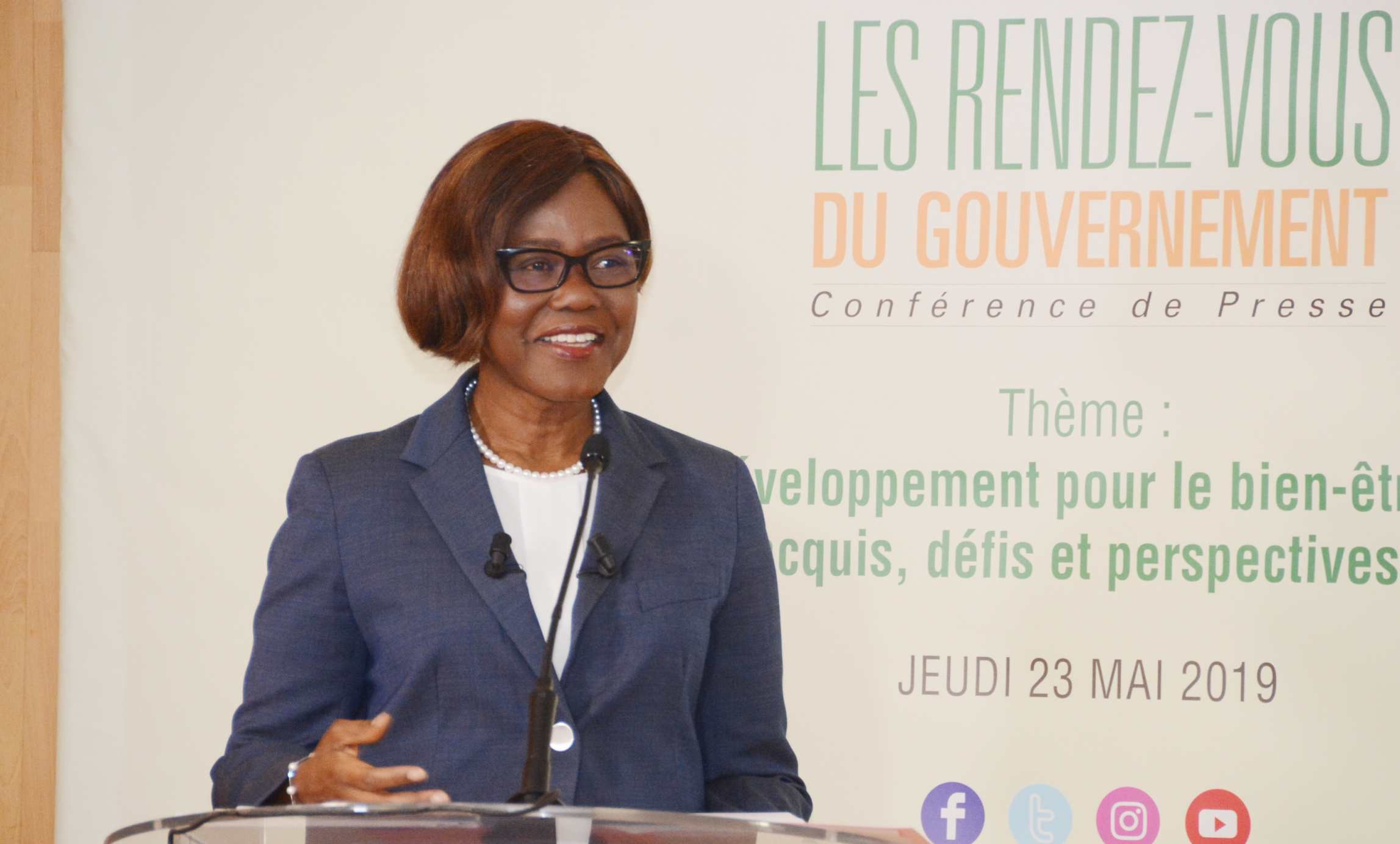 Rendez-vous du gouvernement,émergence,émergent,Nialé Kaba