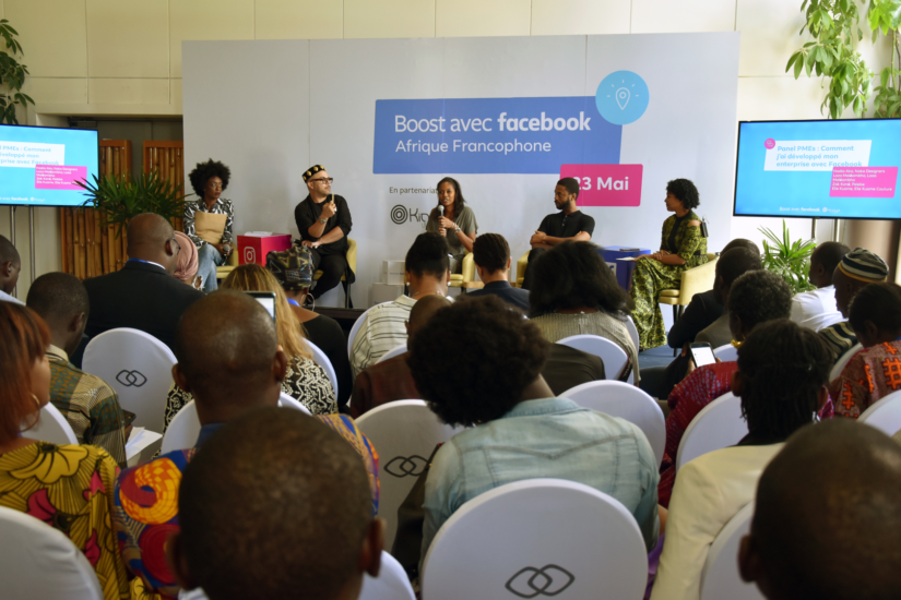 Facebook,Marketing digital,Bouaké