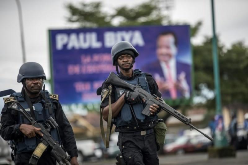Cameroun,zones anglophones