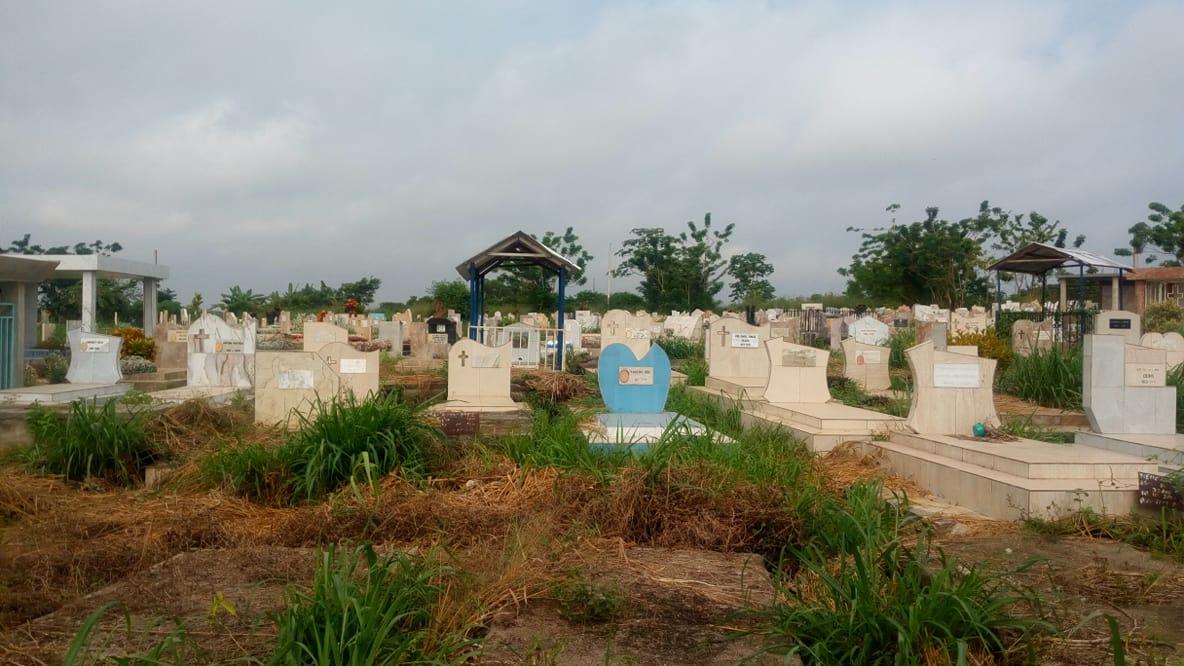 Cimetière de Williamsville,district,Abidjan