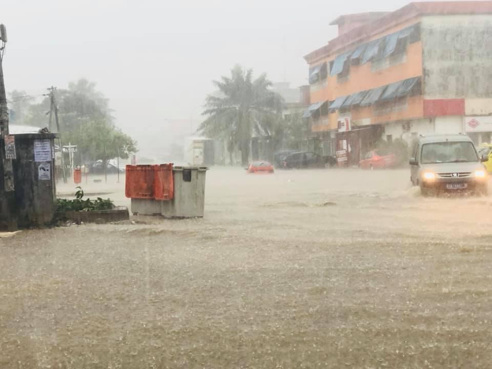 Abidjan,Pluie,inondation
