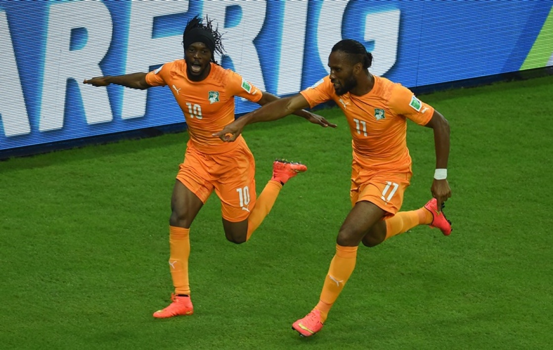 Football,Didier drogba,Gervinho,Can 2019
