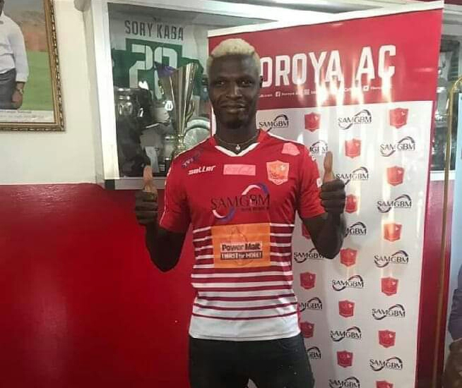 Football,Aristide Bancé,Cote d'Ivoire,Burkina Faso,Horoya Ac