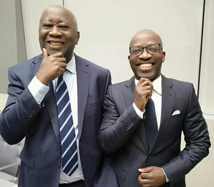 Blé Goudé,Laurent Gbagbo