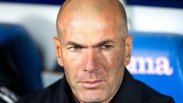 Real de Madrid,Zidane
