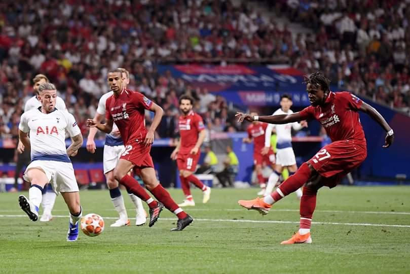 Football,Liverpool,Tottenham,Uefa champions league