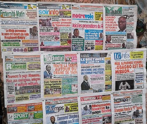 Revue de presse,Lundi 3 juin 2019,Ahoussou au RHDP