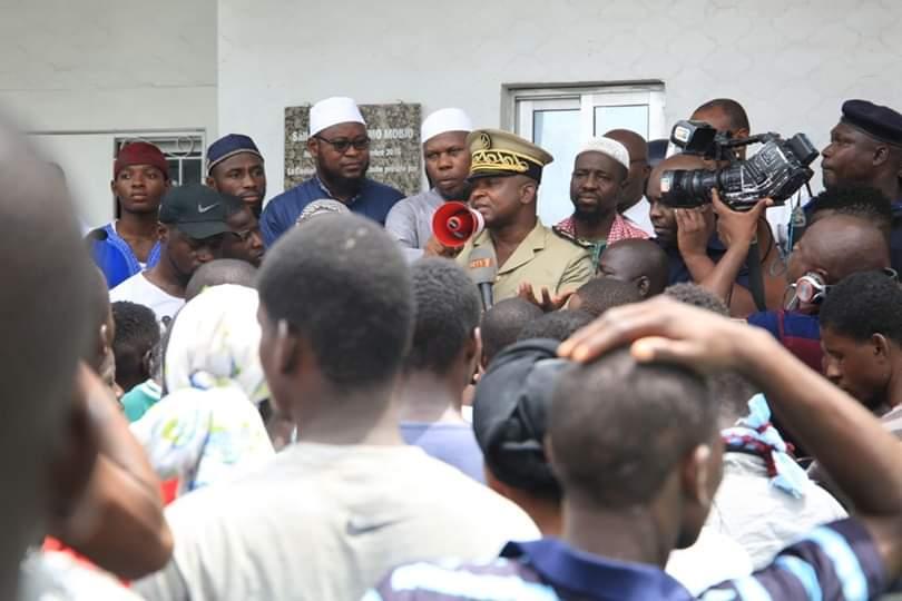 Attécoubé,préfet d'Abidjan,agressé