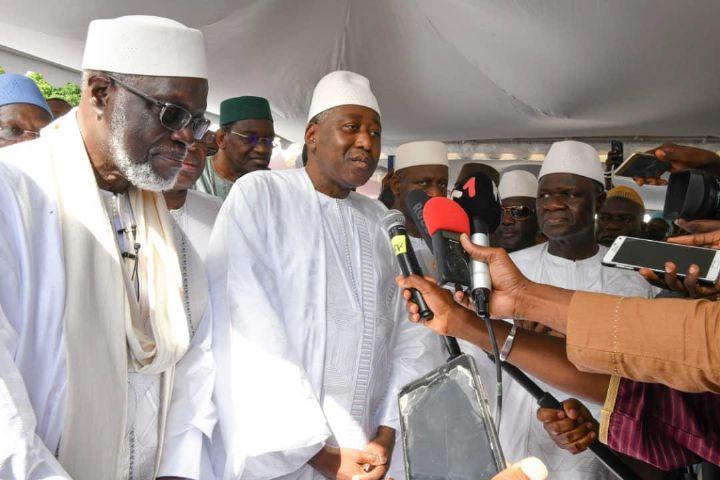 Ramadan, Amadou Gon Coulibaly,
