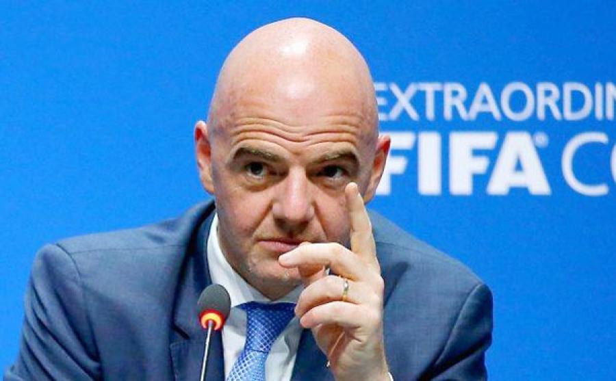 Football,Fifa,Gianni Infantino