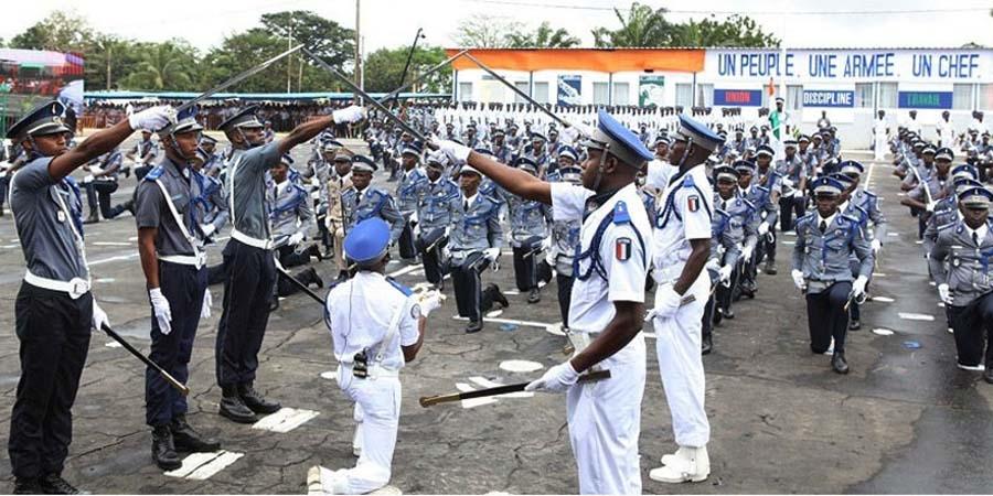 Concours école de gendarmerie,ouverture