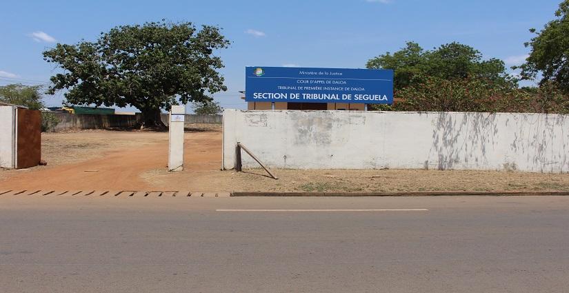 Suéguéla,Prison,Diarabana