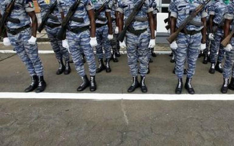 camp commando de Koumassi,Gendarmerie nationale,Racket
