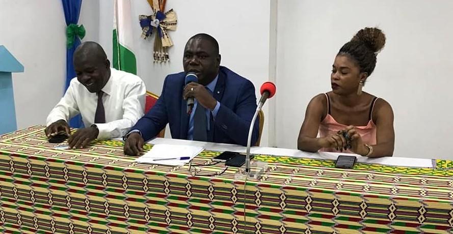 UNJCI,Bamba Idrissa