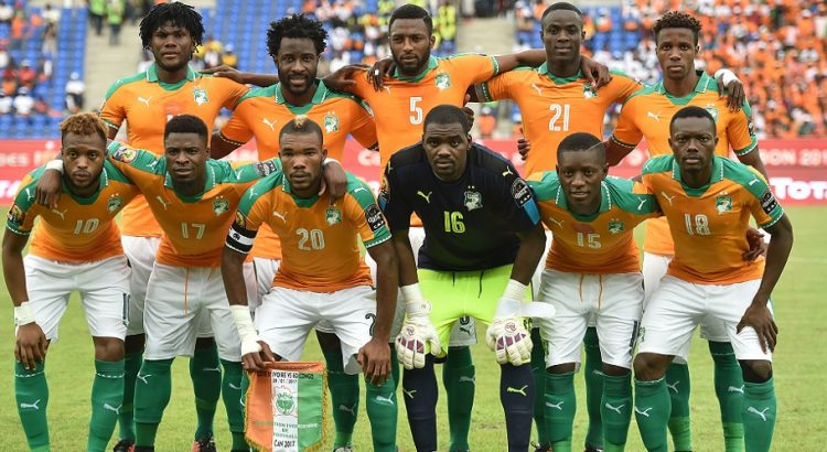 Football,Can 2019,Cote d'Ivoire Comores,Bony'Wilfried