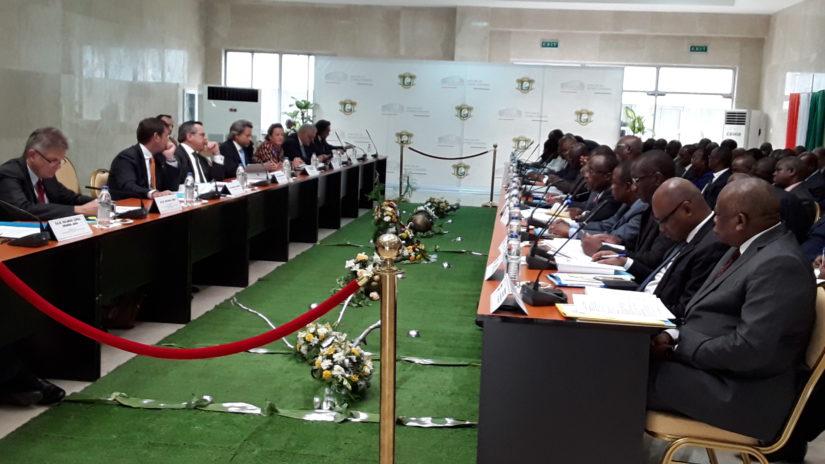 Dialogue Côte d'Ivoire -Ue