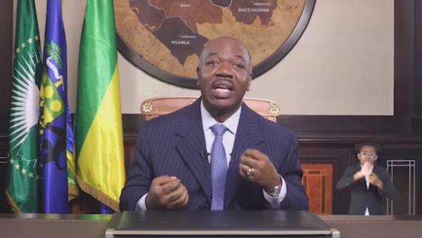 Gabon,Ali Bongo