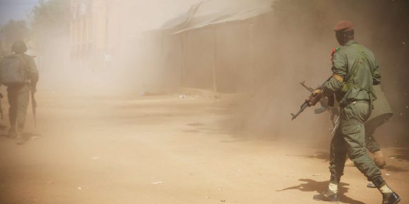 Mali,attaque