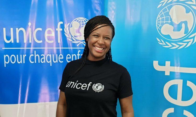 Unicef,Charlotte Dipanda