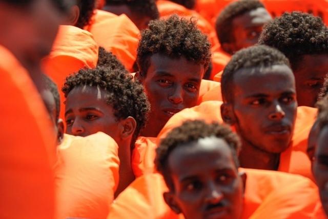 Immigration clandestine,Migrant,Naufrage,Espagne,Mer mediterannée