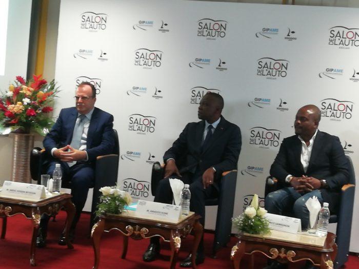 Salon automobile,voitures à moindre coût,Abidjan