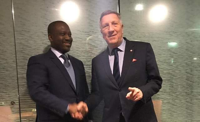 APF,Assemblée parlementaire,Guillaume Soro
