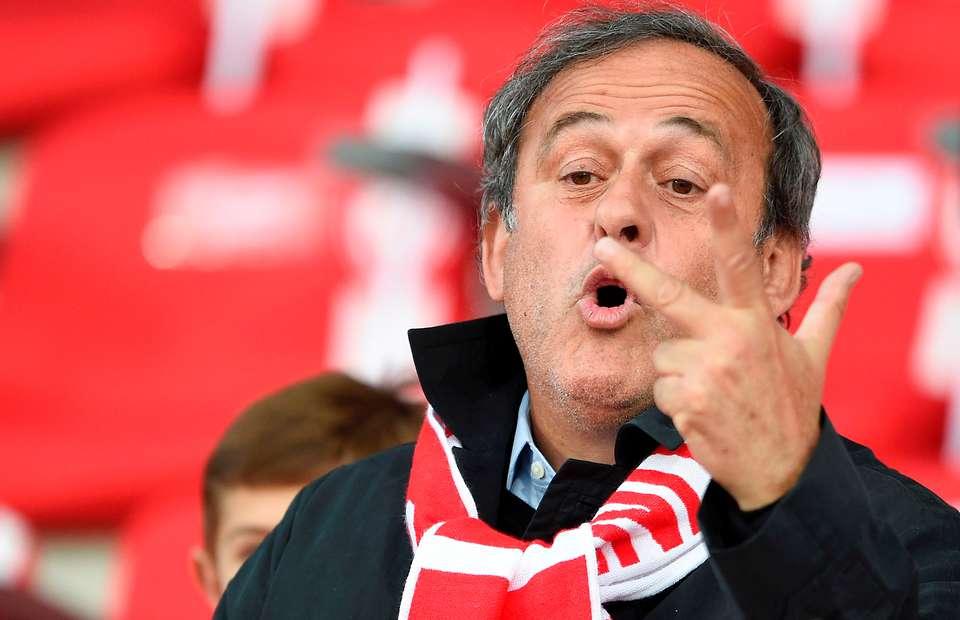 Football,Coupe du monde 2022,Michel Platini