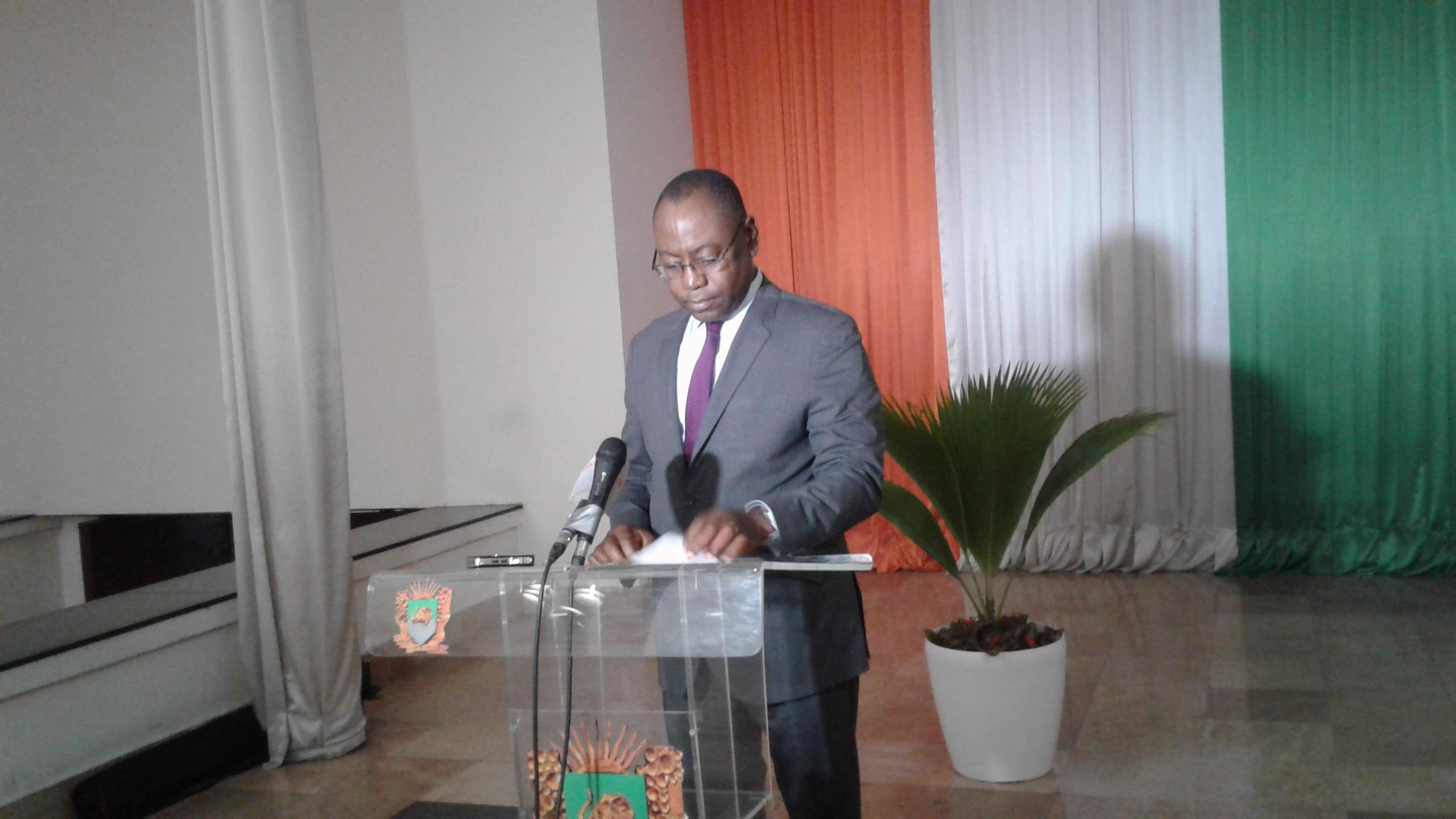 45e assemblée parlementaire,Comité d'organisation,Côte d'Ivoire