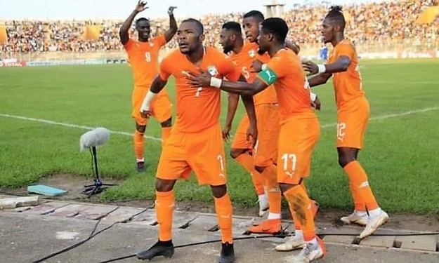 Football,Can 2019,Éléphants de Côte d'Ivoire,Zambie
