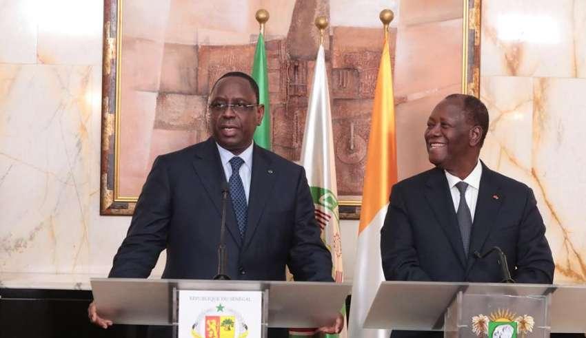 Macky Sall,Sénégal