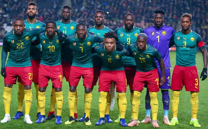 Lions indomptables,équipe camerouse,football,Samuel Eto'O