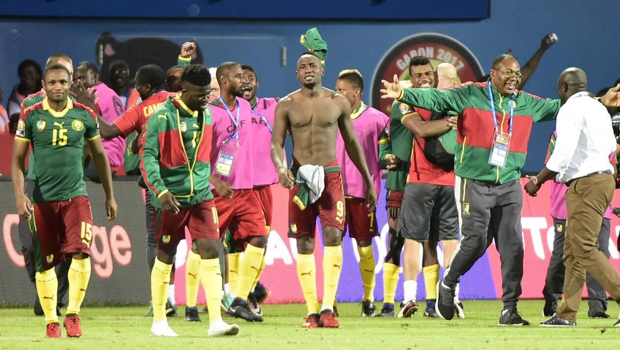 Football,Can 2019,Cameroun