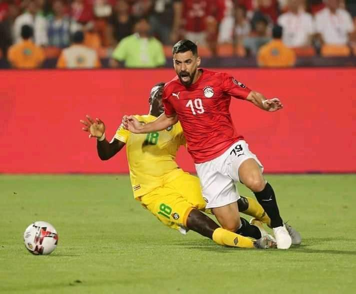 Can 2019,L'Egypte