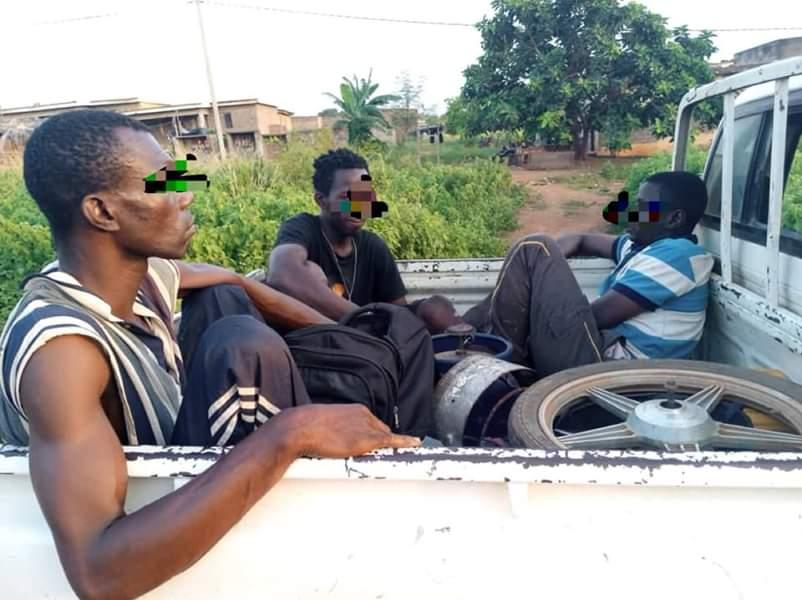 Yamoussoukro,réseau