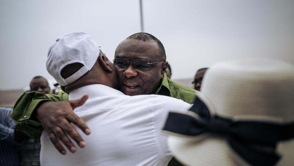 Congo, Jean-Pierre Bemba,