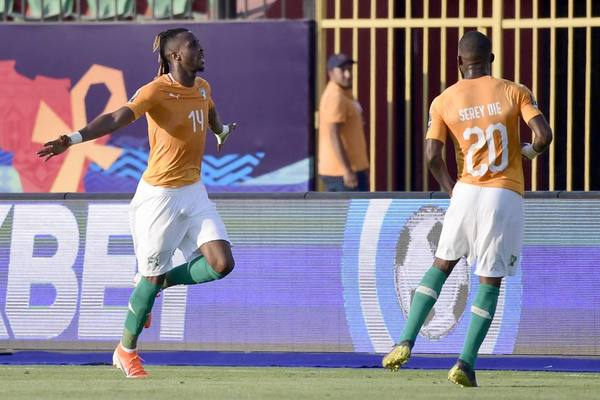 Football,Can 2019,Éléphants de Côte d'Ivoire,Jonathan Kodja,Wilfried Zaha