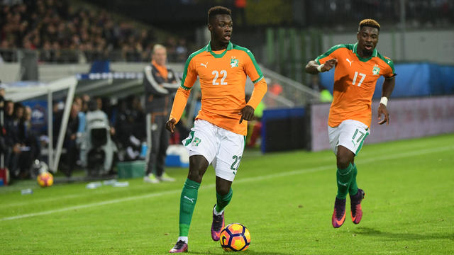 Football,Nicolas Pépé,Lille,Can 2019