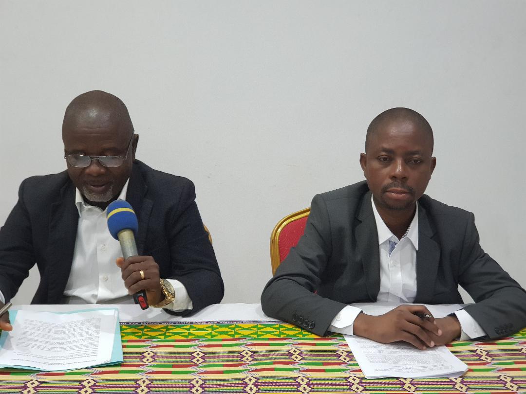 Journalistes,Intersyndicale du secteur des médias,Glodé Francelin,Guillaume Gbato,FIJ