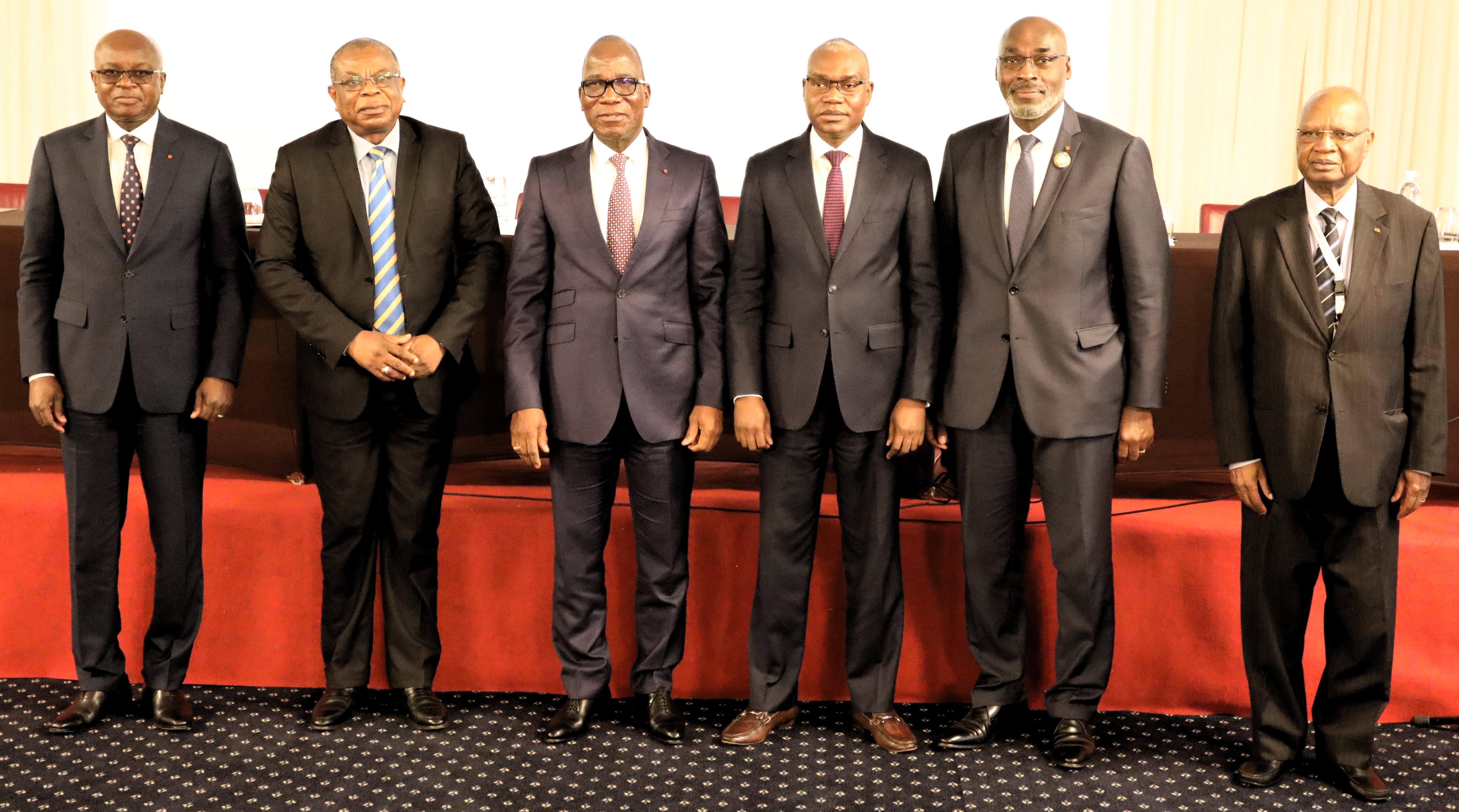 Bonne gouvernance,élus locaux,Trésor et Comptabilité publique,Assahoré Konan Jacques