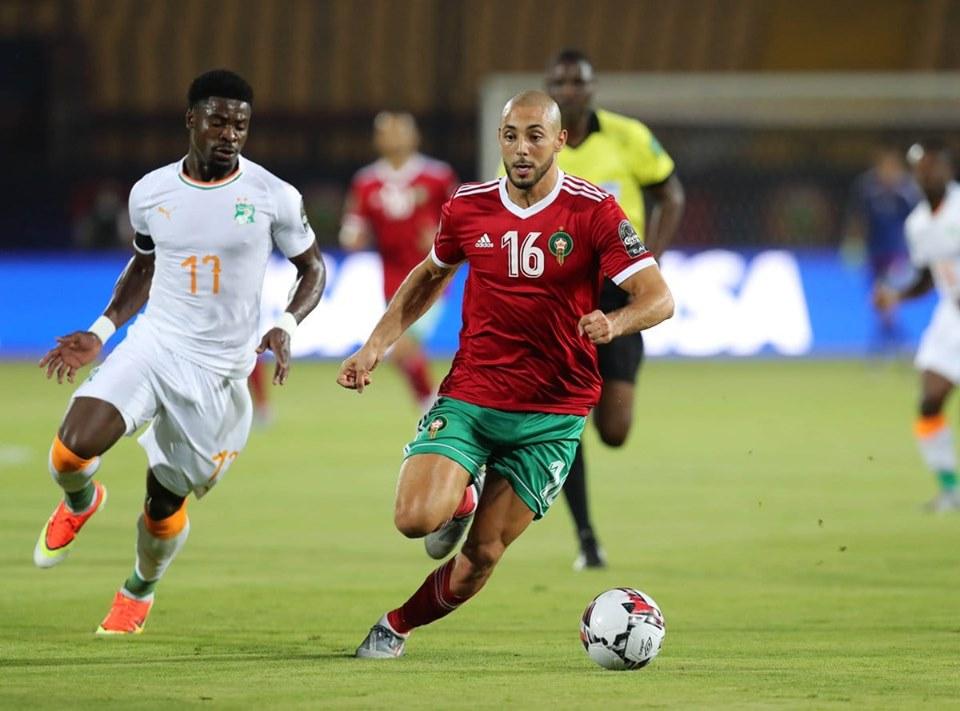 Football,Can 2019,Côte d'Ivoire,Maroc