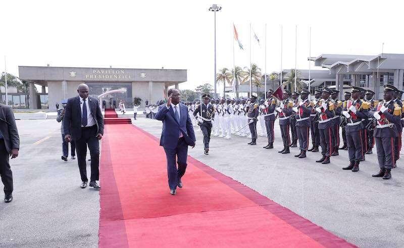 Nigéria,Côte d'Ivoire,Alassane Ouattara