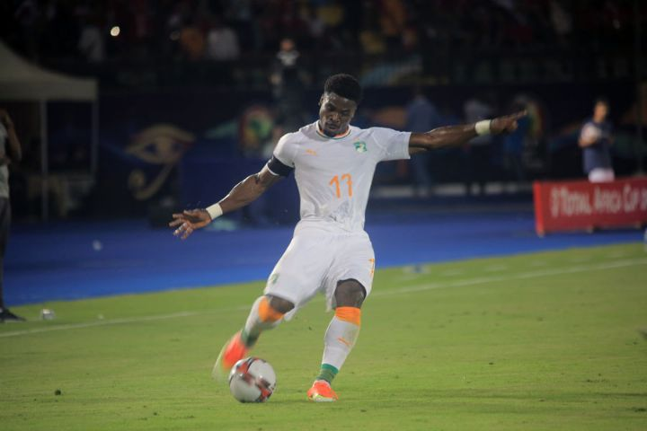 Football,Can 2019,Serge Aurier