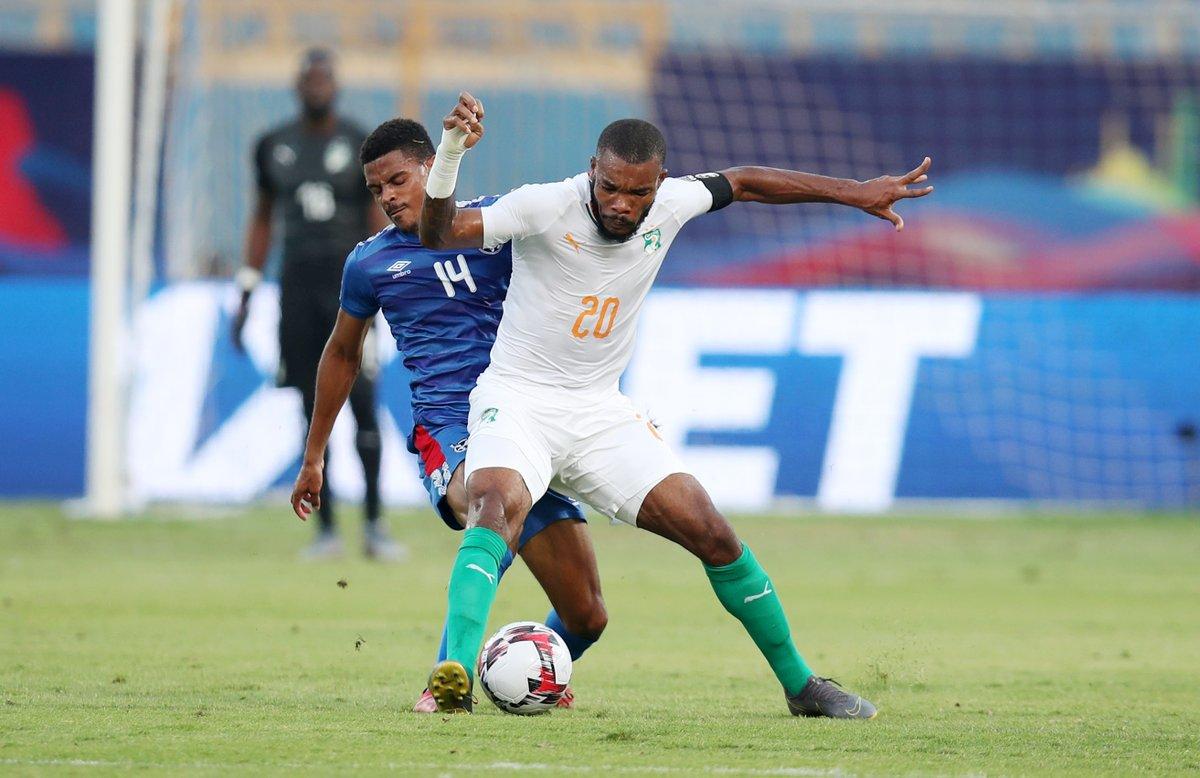 Football,Can 2019,Côtz d'Ivoire,Maroc,Namibie