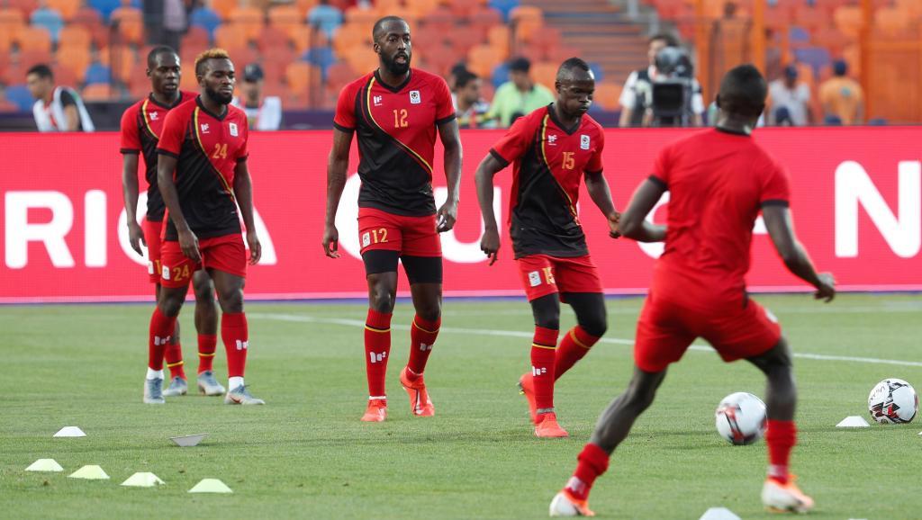 Football,Ouganda,Crane de l'Ouganda,Sénégal