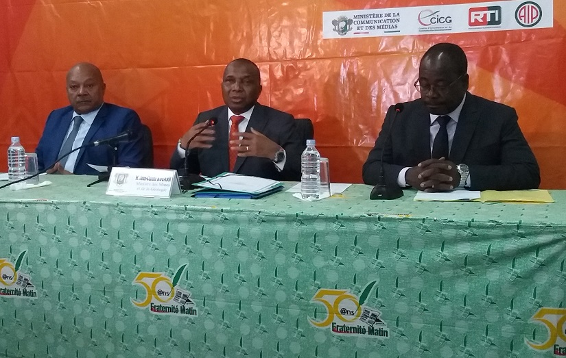 Orpaillage clandestin,Jean-Claude Kouassi,Le ministre des Mines et de la Géologie