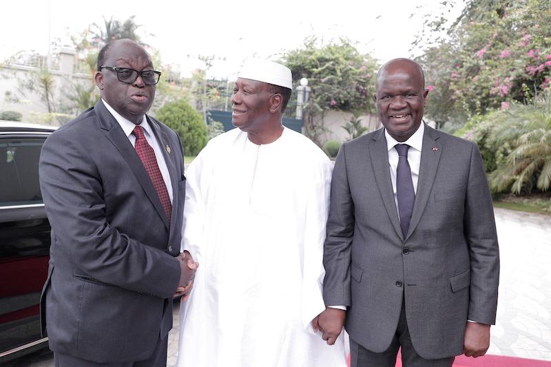 APF,Amadou Soumahoro,Président de l'apf