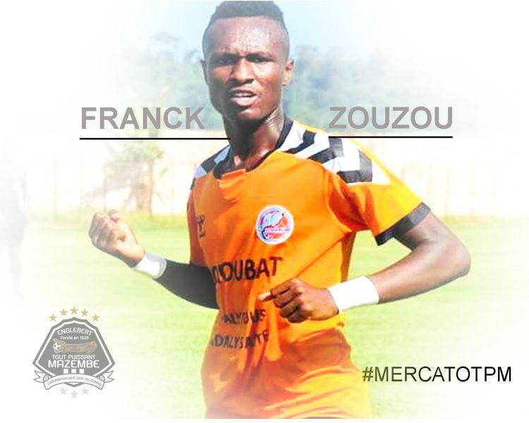 Football,Tp Mazembe,Zouzou Franck Carlos,Gbohouo Sylvain,Tp Mazembé