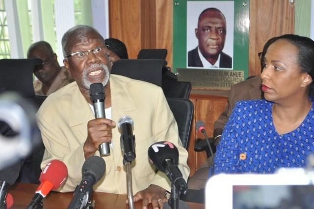 Meeting opposition,Bamba Moriféré